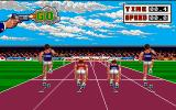 Summer Challenge Amiga The race was just started