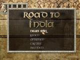 Road to India: Between Hell and Nirvana Windows Title screen and main menu