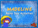Madeline's Rainy Day Activities Windows Title screen