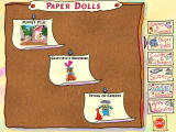Madeline's Rainy Day Activities Windows Printable offline activities -- paper dolls