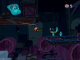 Disney's Kim Possible: What's the Switch? PlayStation 2 Use Kim's grapple to swing to unreachable places