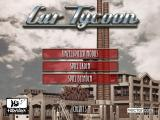 Car Tycoon Windows Title screen