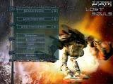 Earth 2150: Lost Souls Windows Menu