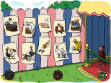 Curious George Learns Phonics Windows Choose from among 10 stories