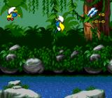 The Smurfs Travel the World Genesis The third stage is the opposite: it is mostly horizontal.