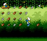 The Smurfs Travel the World Genesis Collect enough items in the alotted time to get bonus hearts and lives.