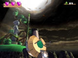 Klonoa 2: Lunatea's Veil PlayStation 2 This cannon will fire you across the landscape.