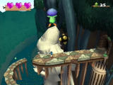 Klonoa 2: Lunatea's Veil PlayStation 2 These enemies fire spiky bombs at you.