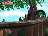 Klonoa 2: Lunatea's Veil PlayStation 2 Almost at the High Priestess' temple
