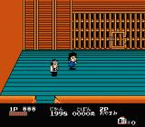 Ganbare Goemon 2 NES This is the starting location, indoors