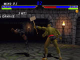 Mortal Kombat 4 Windows No weapon can defeat Goro!