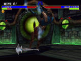 Mortal Kombat 4 Windows Here comes the ground!