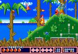 McDonald's Treasure Land Adventure Genesis Nice, sunny, cheerful outdoors level with spitting plants