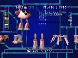 Robo Pit SEGA Saturn You are given a wide selection of spare parts.