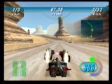 Star Wars: Episode I - Racer Nintendo 64 Starting the race