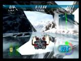 Star Wars: Episode I - Racer Nintendo 64 Racing on ice