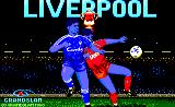 Liverpool   Amstrad CPC Loading screen