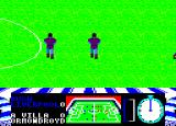 Liverpool   Amstrad CPC The players emerge
