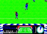 Liverpool   Amstrad CPC Running with the ball