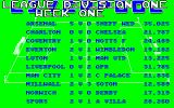 Liverpool   Amstrad CPC Attendances are unusual in an action game of this era