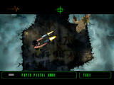 Fear Effect PlayStation Fighting in hell