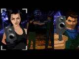 Fear Effect PlayStation Time to choose whose side you are on