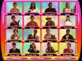 Radio Active Windows 3.x The selection of player avatars
