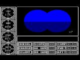 Sub Battle Simulator TRS-80 CoCo Using binoculars - nothing to see here