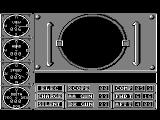 Sub Battle Simulator TRS-80 CoCo Your radar screen - guess I should turn it on, too...