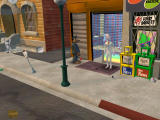 Sam & Max: Episode 4 - Abe Lincoln Must Die! Windows There is a new store in the street. Hugh Bliss from the previous episode is selling his books.