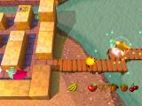 Ms. Pac-Man Maze Madness PlayStation You receive a star for every level that you pass