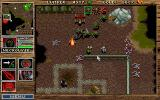 WarCraft: Orcs & Humans DOS Once bodies of your enemies or allies turn to skelets, you can raise them with necrolytes.