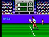 Tennis Ace SEGA Master System Okay, now concentrate...