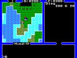 Ultima IV: Quest of the Avatar SEGA Master System You start the game in different places depending on the answers you gave during character generation. This looks like Moonglow...