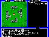 Ultima IV: Quest of the Avatar SEGA Master System You are resting