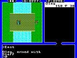 Ultima IV: Quest of the Avatar SEGA Master System You are trying to cross a bridge, but a troll stops you