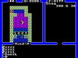 Ultima IV: Quest of the Avatar SEGA Master System The Seer will tell you how close you are to your Avatarhood. He is surrounded by sleep fields for some reason. Maybe he enjoys seeing people sleeping, I don't know