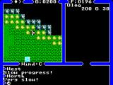 Ultima IV: Quest of the Avatar SEGA Master System Your progress is slowed by those yellow fields