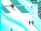 Winter Olympics: Lillehammer '94 SEGA Master System Preparing to jump...