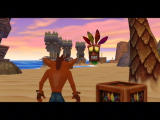 Crash Twinsanity Xbox Aku Aku acts as invincibility.