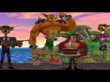 Crash Twinsanity Xbox Why, Cortex was just luring Crash here for his birthday!