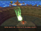 Crash Twinsanity Xbox Wow it's just like in Link to the Past!