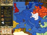 Europa Universalis Windows France has conquered most of Europe
