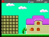 Wonder Boy III: The Dragon's Trap SEGA Master System The lizardman form can breathe fire.