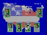 World Cup USA 94 SEGA Master System World cup in progress: CPU vs. CPU