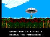 Operation Wolf SEGA Master System Intro