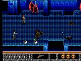 Predator 2 SEGA Master System Slaughterhouse level