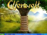 Elfenwelt Windows Main Menu