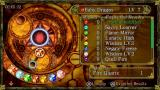 Monster Kingdom: Jewel Summoner  PSP Amalgamy screen you can add quartz to monsters.