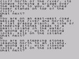 Dungeon Adventure ZX Spectrum Nice ruined towers